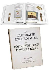 An Illustrated Encyclopaedia of Post-Revolution Havana Cigars