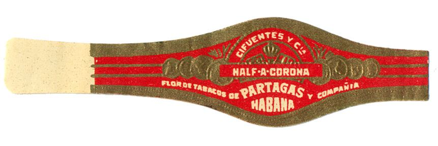 Early Custom Band Type 4 - Half-a-Corona image