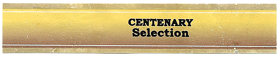 Centenary Selection Band image