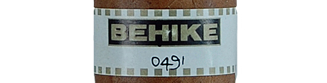 Numbered Behike Second Band image