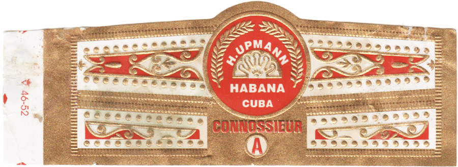 H. Upmann Connossieur A band
