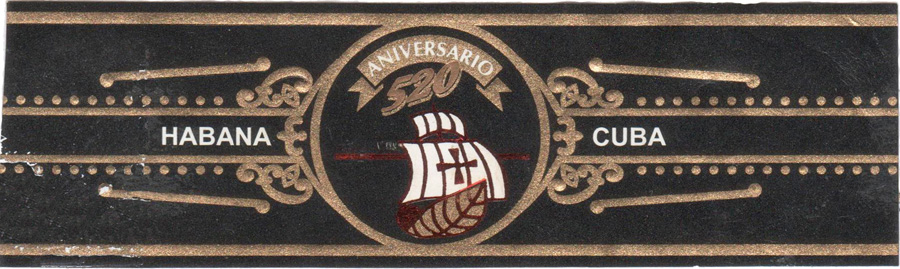 520 Aniversario Second Band image
