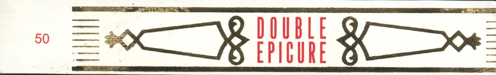 Double Epicure Second Band image