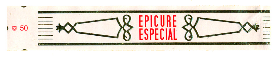 Epicure Especial Second Band image