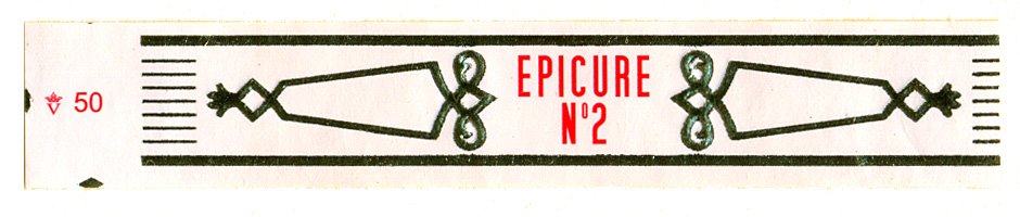 Epicure No.2 Second Band image