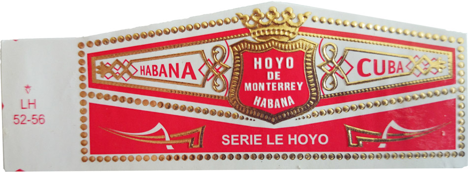 "Special ""Serie le Hoyo"" band. image"