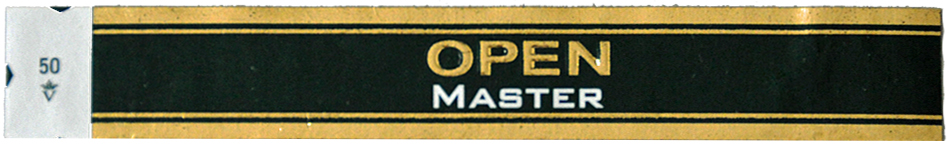 Open Master Band image