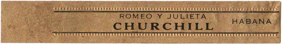 Romeo y Julieta Churchills band