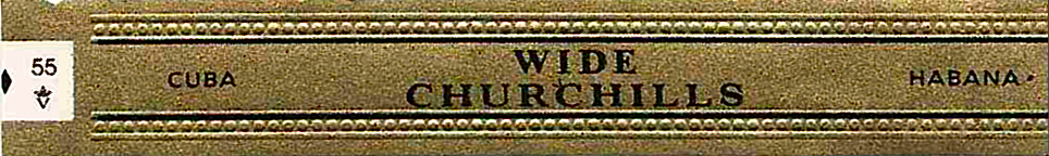 Wide Churchills band image