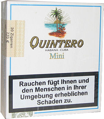Mini Quintero Mini packaging