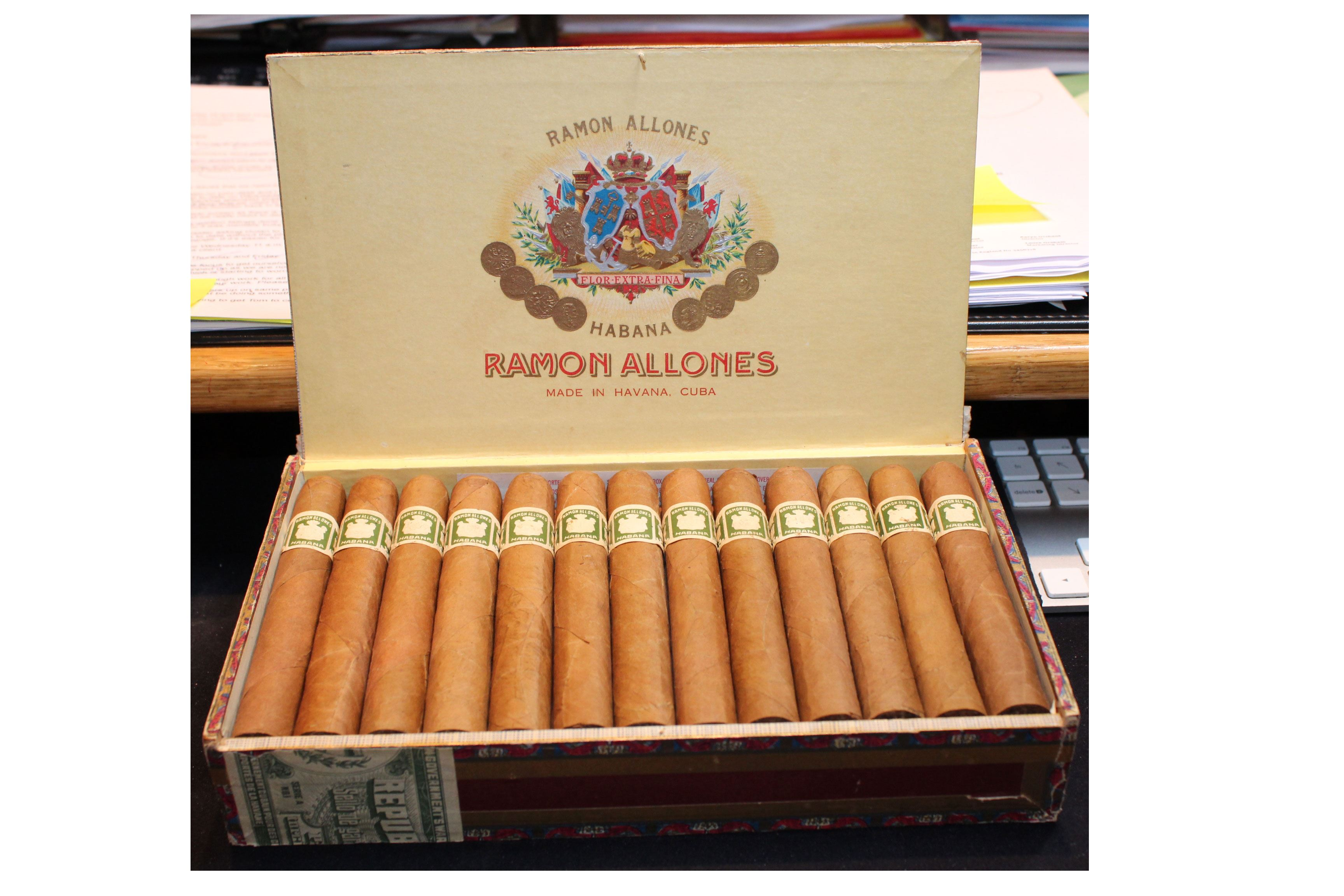 Ramón Allones Allones Specially Selected (1) packaging