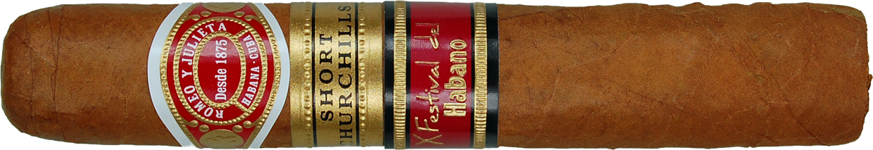 Multi-Brand Releases Romeo y Julieta Short Churchill