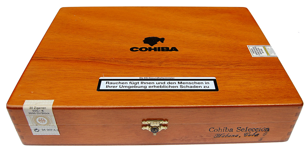 Cohiba Robustos band