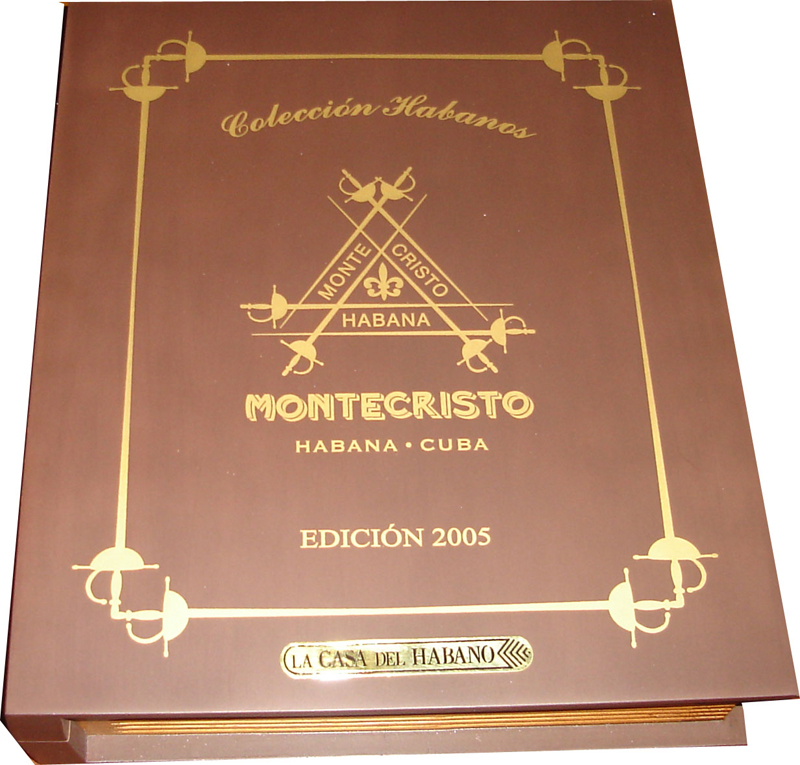 Montecristo Maravillas No.1 band