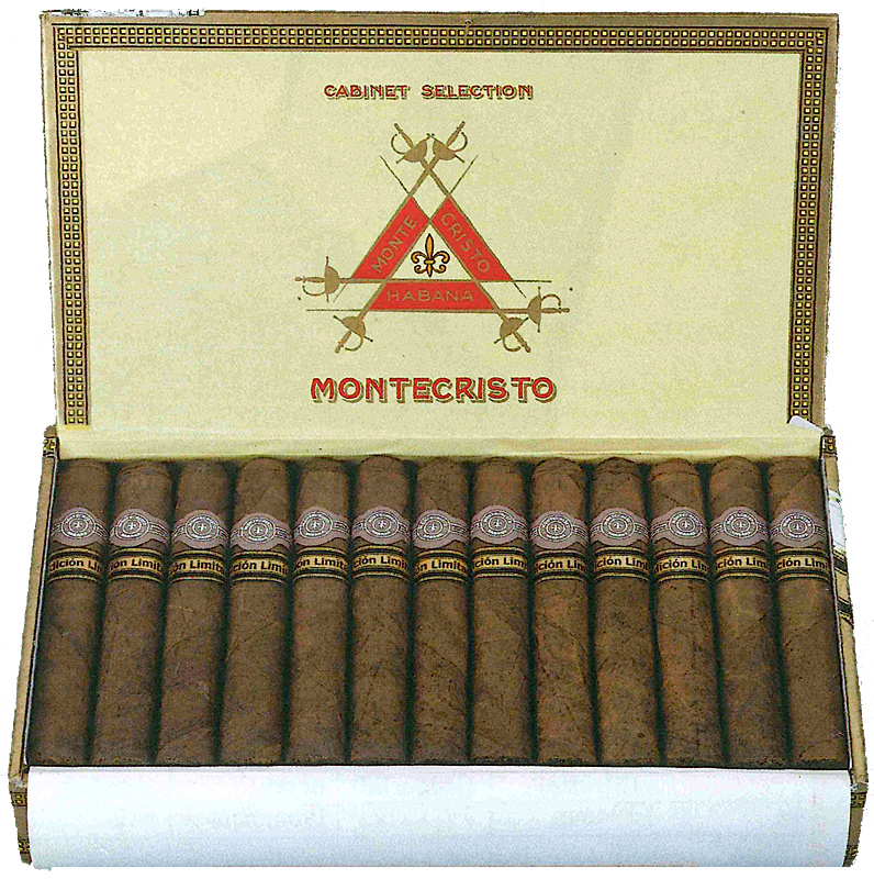 Montecristo Robustos band