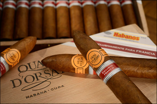 Quai d'Orsay Belicoso Royal band